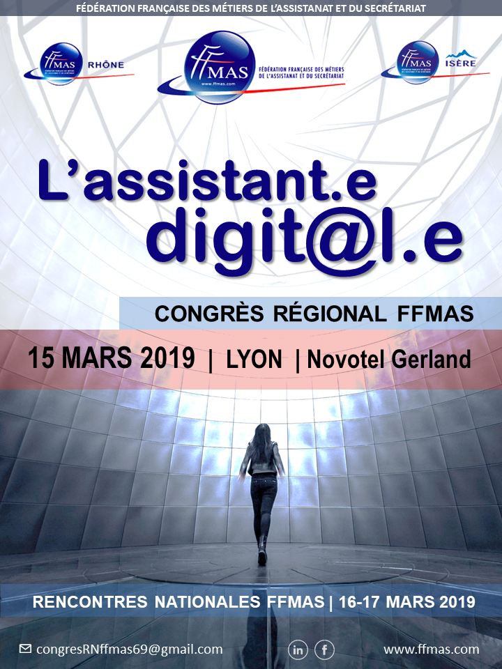 Evènement 3 en 1 en Mars 2019 à Lyon !