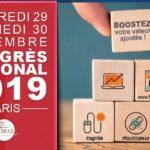 Congrès 2019 – Boostez votre valeur ajoutée !