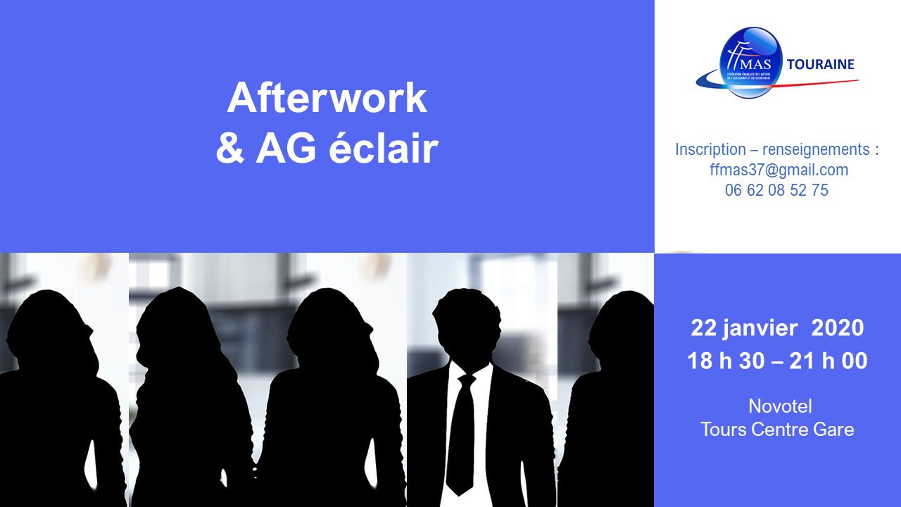 Afterwork et AG express du 22 janvier 2020