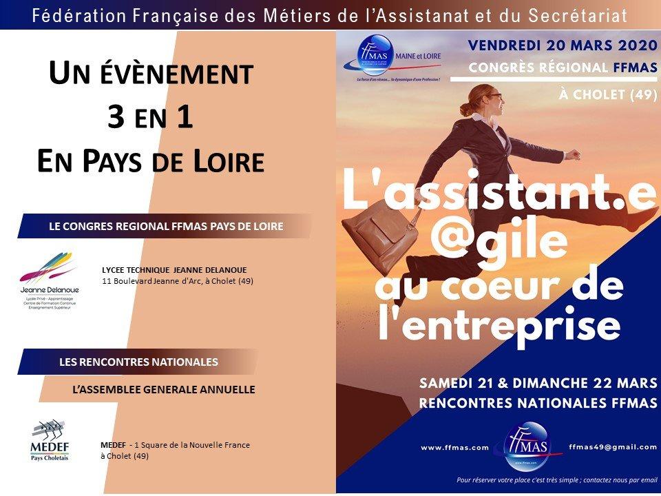 03/2020 | Direction les Pays de Loire !
