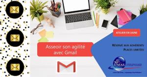 """19/05/20 – Atelier """"Asseoir son agilité avec Gmail"""""""