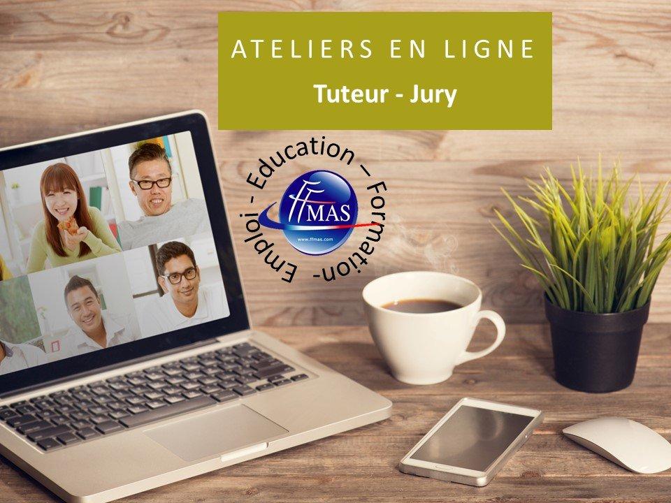 Ateliers en ligne | Devenez Jury ou Tuteur