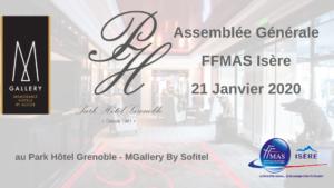 Retour sur l'Assemblée Générale FFMAS Isère !