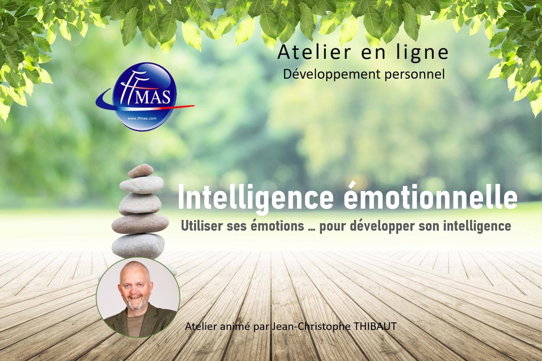 Atelier en ligne | L'intelligence Emotionnelle