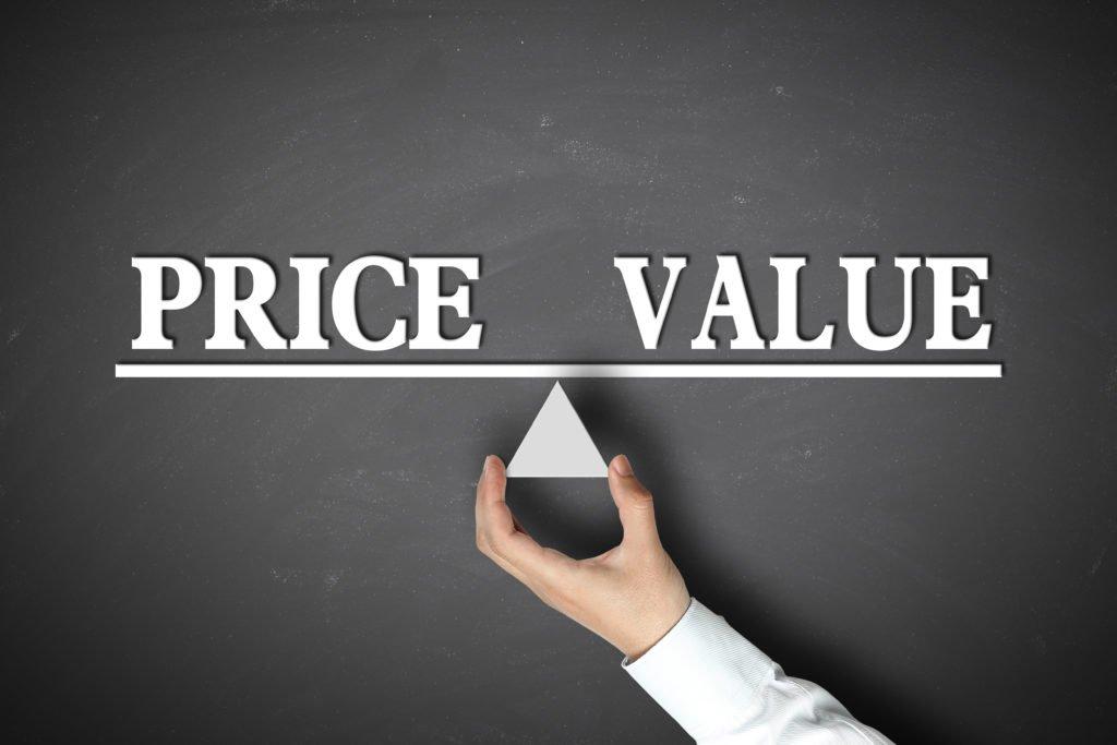 Quel prix valez-vous ?