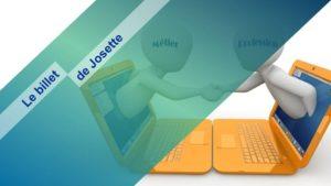 Le billet de Josette | Exercez-vous un métier ou une profession ?