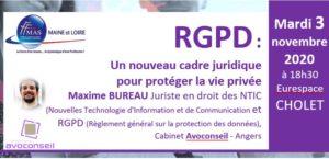 RGPD : Un nouveau cadre juridique pour protéger la vie privée