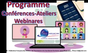 FFMAS31 Occitanie – Programme 2021 – Conférences – Ateliers – Webinares