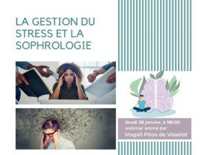 La gestion du stress par la sophrologie