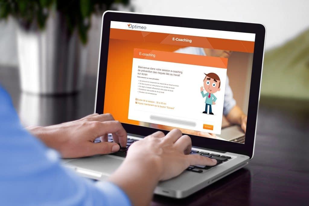 OPTIMEO : Les risque liés au travail sur écran