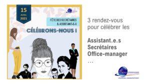 Célébrons-nous et marquons les esprits avec la FFMAS | Fête des assistant(e)s 2021