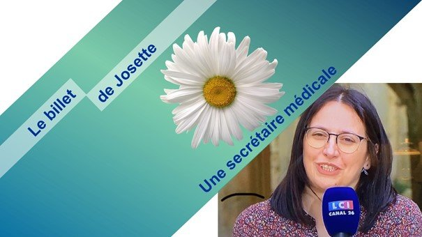 Le billet de Josette | Une marguerite contre un crachat !