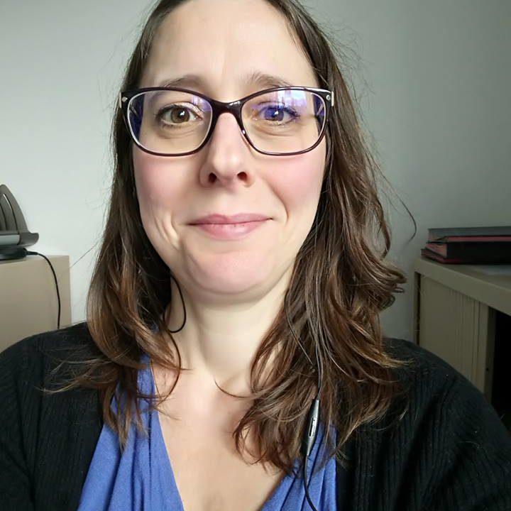 Alice Baum - Secrétaire